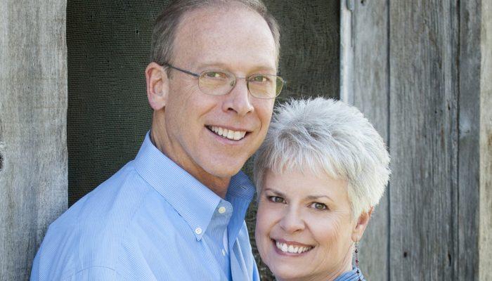 Greg and Priscilla Hunt